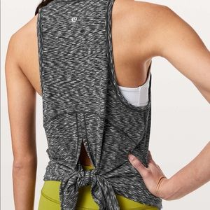 Lululemon | Goal Up Tank Spaced Out Space Dye 10